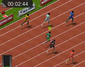 100m-race