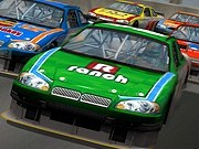 american racing cars