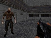 bio zombie shooter game