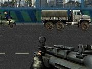 road assault