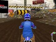 bike race gaming
