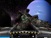 starship gunner game