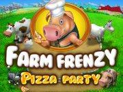 العب لعبة جنون المزارع و حفل البيتزا
